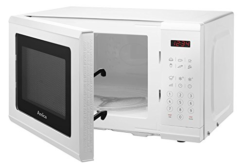 Amica–Micro-ondes amsf20e1W/700W/20L/9programmes de voiture