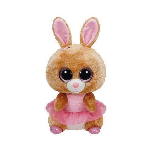 "Beanie Boo Bunny - Twinkle Toes - Ballerina - 15cm 6"""