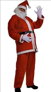 Girls & Secrets Santa Claus uniform, male models, festive party christmas costume