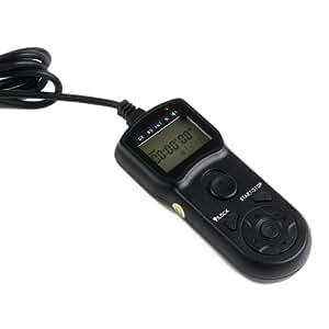 Télécommande filaire timer intervallomètre pour PENTAX K-30 K-5 K-7 K200D K110D K100D K20D K10D ISTDS ISTDL