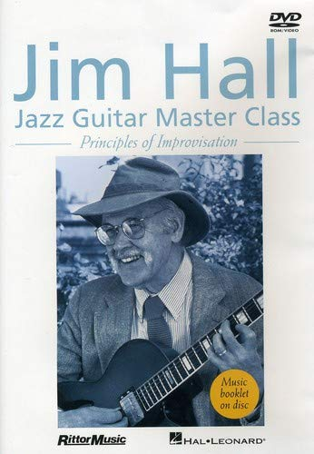 Jim Hall - Jazz Guitar Master Class (Jazz-gitarren-amp)