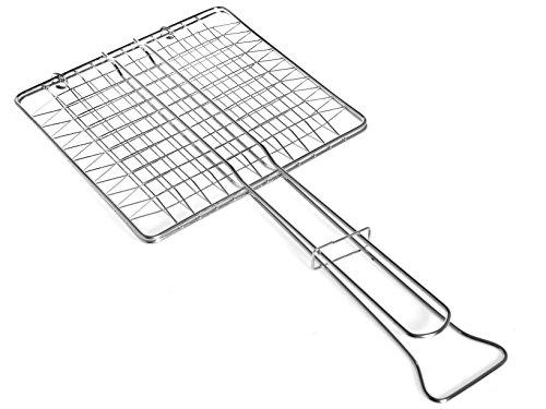 FILTEX croix plaque chauffante chrome - 27x27 sans plaque