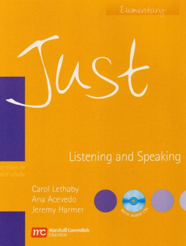 Just listening and speaking elementary. Per il Liceo scientifico