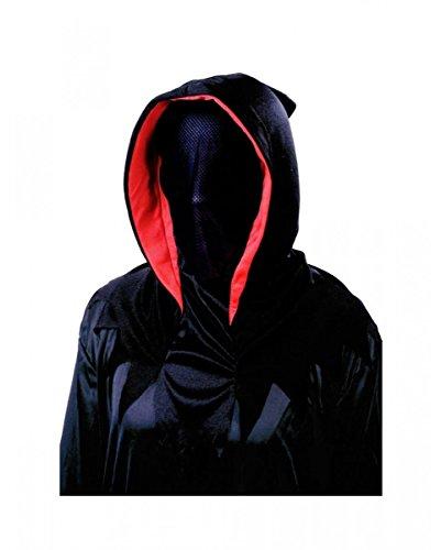 Unsichtbares schwarzes Phantom - Halloween Horror Shop