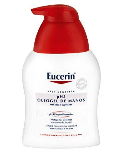 Eucerin Oleogel Hands Dry Skin Cracked pH5-250 ml
