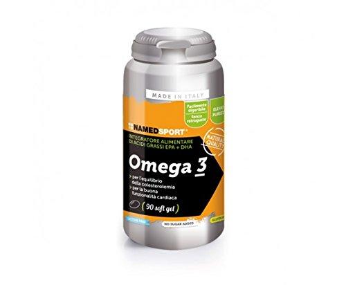 Omega 3 - Named - Integratore alimentare di acidi grassi EPA + DHA