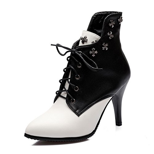 BalaMasa ,  Damen Durchgängies Plateau Sandalen mit Keilabsatz, schwarz - schwarz - Größe: 34