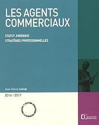 Les agents commerciaux 2016-2017 : Statut juridique, stratégies professionnelles