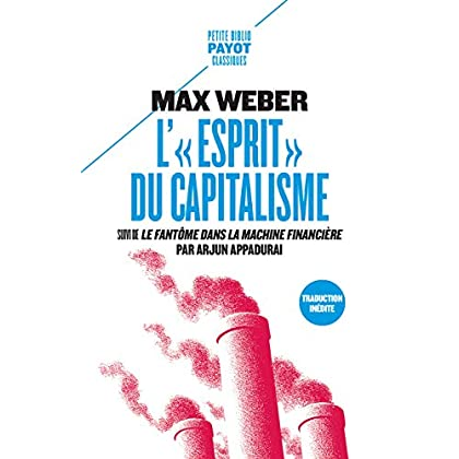 L''Esprit' du capitalisme (Petite Bibliothèque Payot t. 1095)