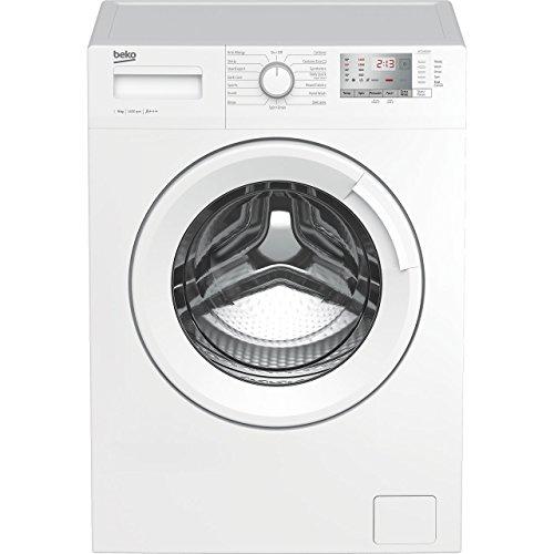 Beko WTG941B2W A+++ Rated Freestanding Washing Machine - White