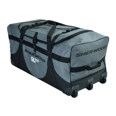 SHER-WOOD SL700 Goalie Wheel Bag - 109 x 51 x 53 cm grau/schwarz