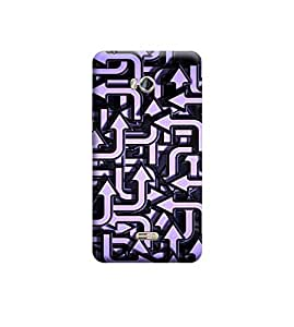 EPICCASE Premium Printed Back Case Cover With Full protection For Micromax Bolt Q336 (Designer Case)