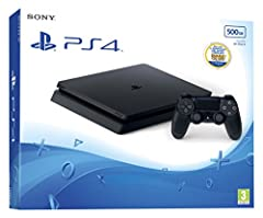 Idea Regalo - PlayStation 4 500GB E Chassis + Dimmi chi sei!