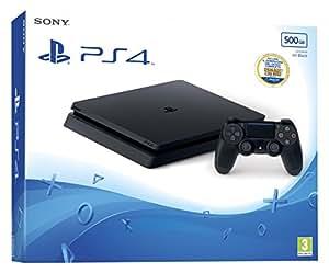 PlayStation 4 500GB E Chassis + Dimmi chi sei!