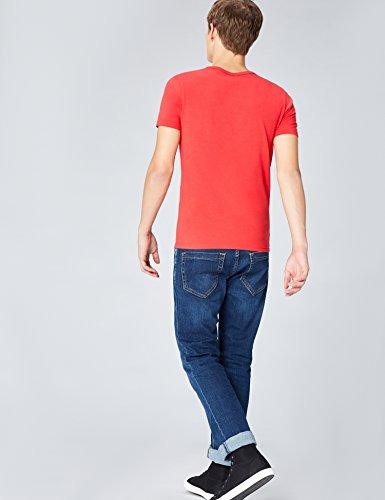 f0f939b800cb6d FIND T-Shirt Herren mit Rundem Ausschnitt