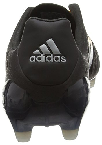 adidas Ace 16.1 Fg/Ag, Scarpe da Calcio Uomo, Multicolore, 40 EU Nero (Core Black/Silver Met./Solar Gold)