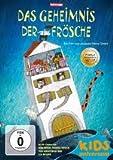 Das Geheimnis der Frösche, 1 DVD, dtsch. u. französ. Version