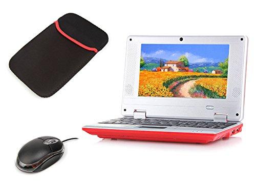 Latest Mini Laptop Notebook Netbook Ordenador Portátil de regalo de N