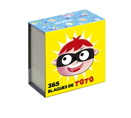 Mini calendrier - 365 blagues de Toto par Collectif
