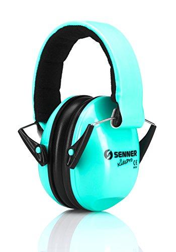 Senner KidsPro Gehörschutz Baby und Kinder. Babys ab 12 Monaten, Kinder bis 16 Jahre, mitwachsend (mint) - 4