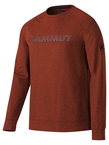 Mammut Trift ML Pull maroon melange