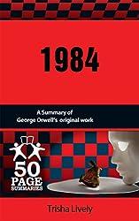 1984 (50 Page Summaries) (English Edition)
