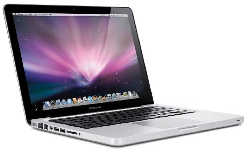 Apple MacBook Pro MB990D/A 33 cm (13 Zoll) Notebook (Intel key 2 Duo  2.2GHz, 2GB RAM, 160GB HDD, Nvidia GeForce 9400M, DVD+- DL RW, Mac OS) DE