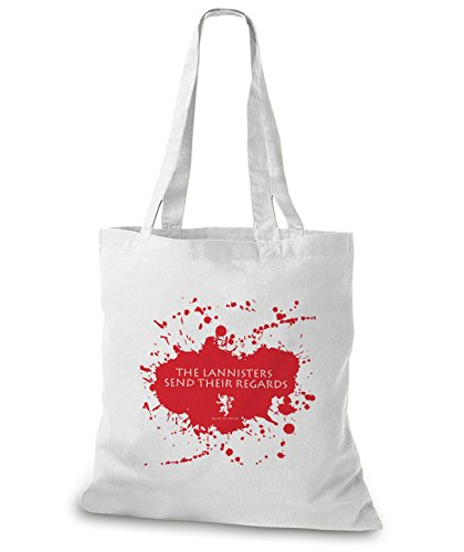 Stylobags Juta Bag / Bag I Lannister Mandano I Loro Saluti Bianchi