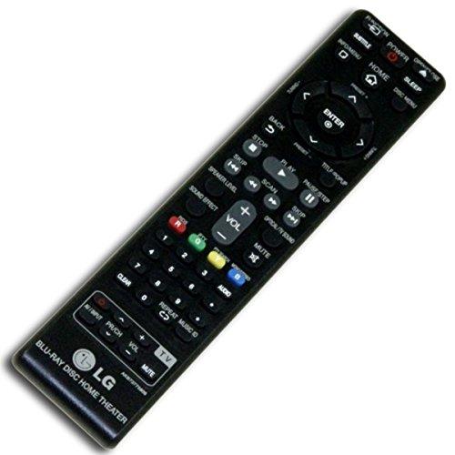 LG Electronics LG Fernbedienung-Home Cinema, DVD, Ray (Lg Dvd Fernbedienung)