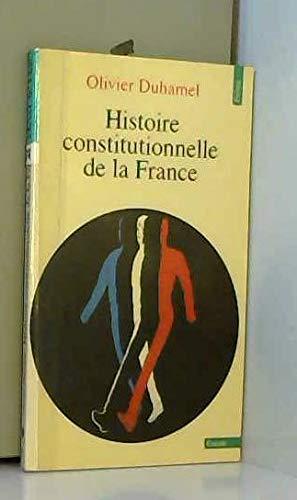 Histoire constitutionnelle de la France