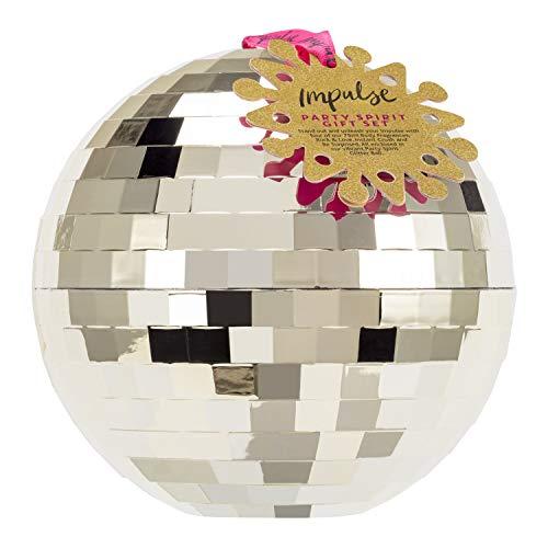 Impulse Body Fragrance Gift Set, Glitter Ball, 5-Piece