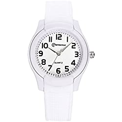 Casual watches for men and women/Fashion quartz watch/Sports waterproof watch-B