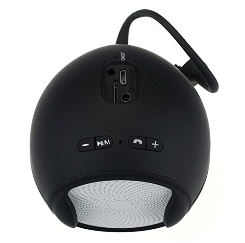 Manos libres Mic Super Bass mini altavoz portátil inalámbrico Bluetooth