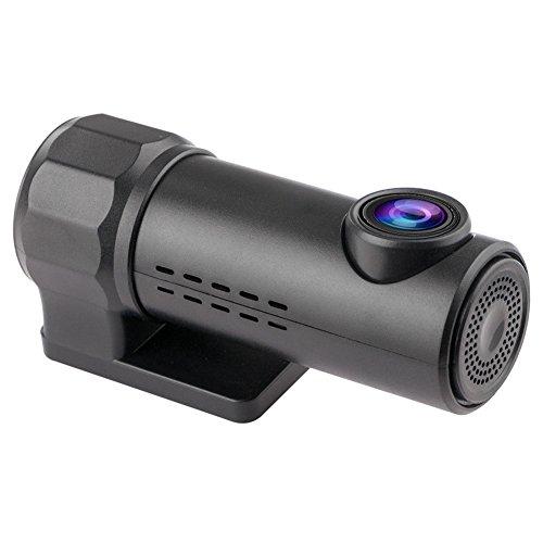 SODIAL 1080P Versteckte Auto-Kamera WiFi DVR Schlag-Nocken-Recorder Camcorder Nachtsicht-CAM