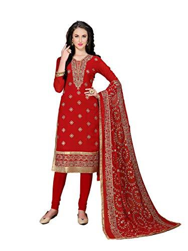Indian Bollywood Designer Ethnic Wear Anarkali Salwar Kameez Un-Sttiched A1400