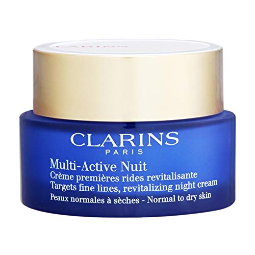 Clarins Nachtcreme Multi-Active Nuit Légère 50 ml