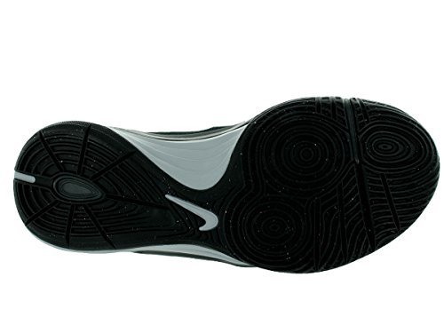 Nike Prime Hype DF II, Scarpe da Basket Uomo Black/White/Anthracite/Drk Gry