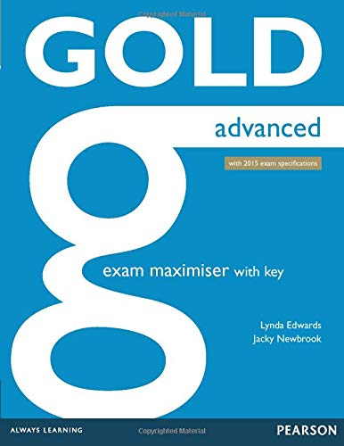 Gold Advanced Maximiser with Key: Advanced