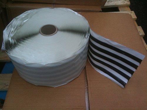 Preisvergleich Produktbild Butylband 2mm x 10mm 100m Industriequalität