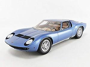 Gt Spirit GTS12501BL - Coche en Miniatura de colección, Color Azul