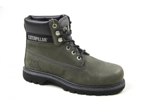 Caterpillar , Chaussons montants homme green