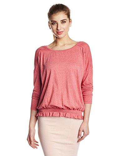 Roxy Damen Knit Top Undertow Slate Rose