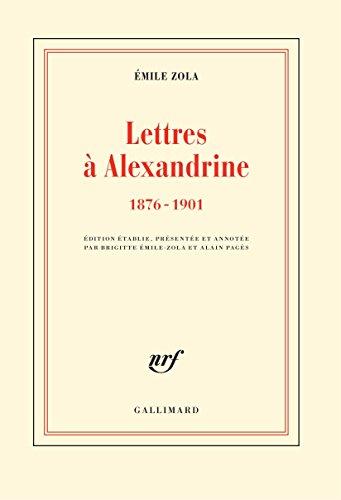Lettres à Alexandrine (1876-1901) (Blanche)