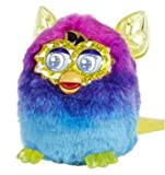 Funskool Furby Boom Toy for Kids- Pink/Blue/Purple