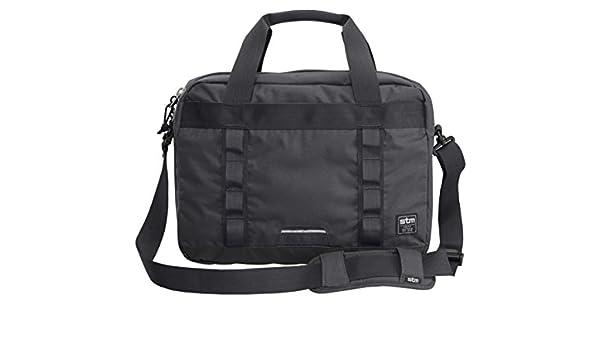 Graphite Laptop Shoulder Bag for 13-Inch Laptops STM Bowery stm-112-089M-16