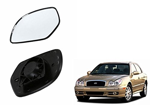 speedwav car rear view side mirror glass right-hyundai sonata gold Speedwav Car Rear View Side Mirror Glass RIGHT-Hyundai Sonata GOLD 41 2B6IZ7glxL