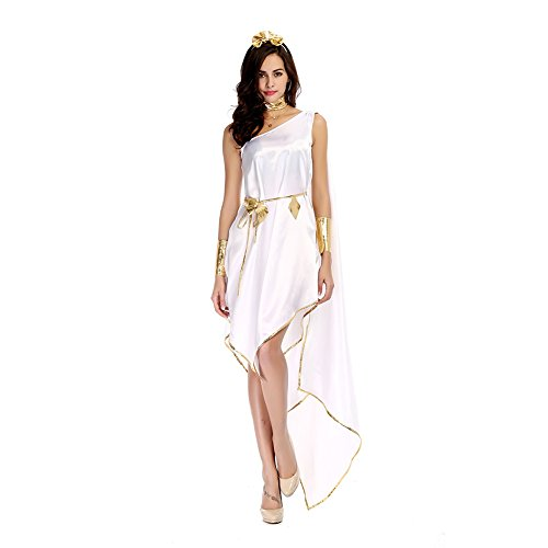 Griechische göttin kostüm, Damen Göttin Kostüm für Karneval Halloween Fasching Damen