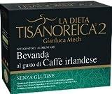 Tisanoreica2 Bevanda Dietetica Gusto Caffè Irlandese Senza Glutine 4 Buste Da 28g