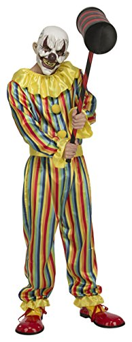 My Other Me - Disfraz Prank clown para hombre, M-L (Viving Costumes 204389)