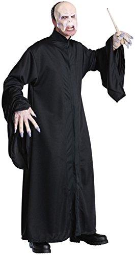 Lord-Voldemort-Kostümaus Harry Potter für Erwachsene–Standardgröße. (Kid's Voldemort Kostüme)
